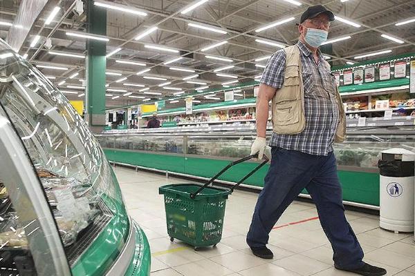 Тамбовчан не будут обслуживать в магазинах и торговых центрах без масок