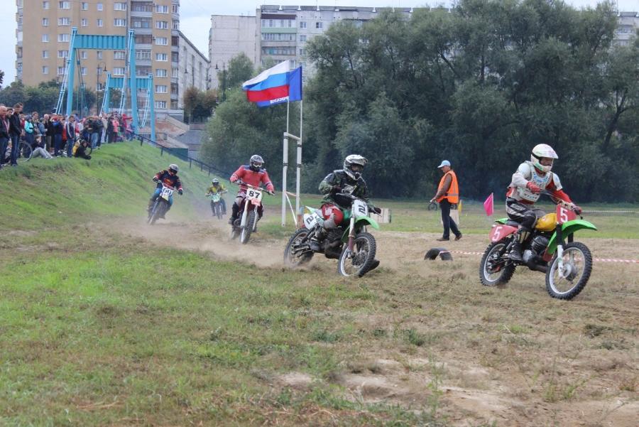 Тамбовчане увидят прыжки с трамплина на мотоциклах