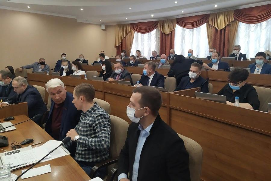 Тамбовская гордума определилась с руководством и решила все организационные вопросы