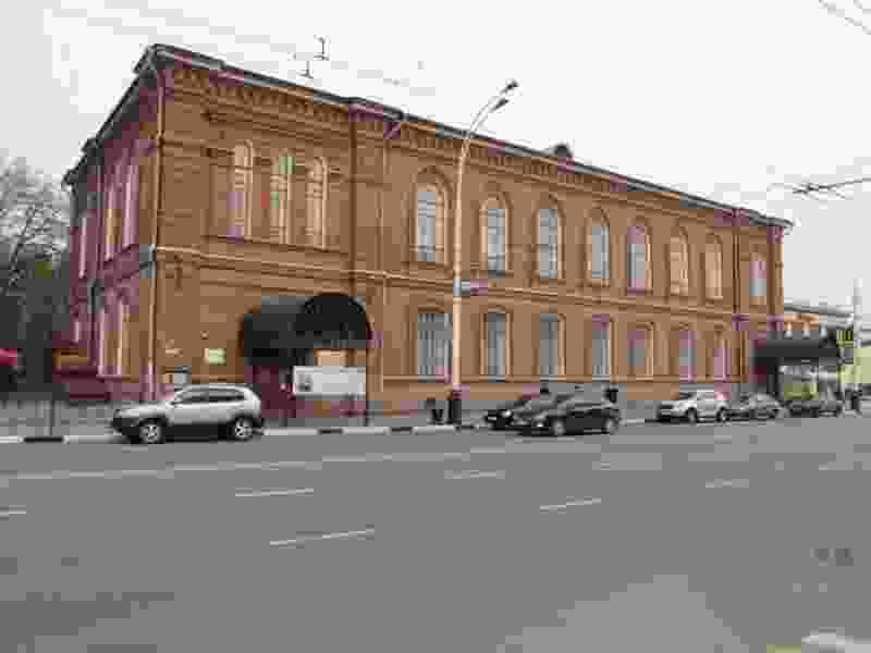 Тамбовская картинная галерея закрыта для подготовки к выставке Никаса Сафронова