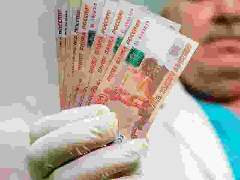 Тамбовским медикам снова пообещали доплаты за работу с коронавирусом