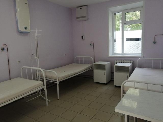 В ковид-центрах Тамбовской области начали переоснащать инфекционные отделения