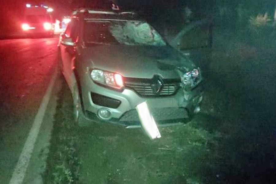 В Первомайском районе водитель насмерть сбил пешехода