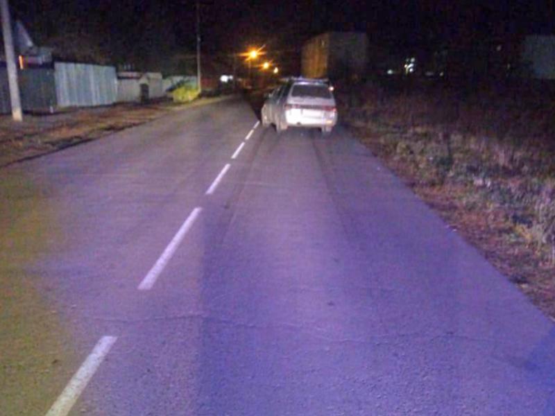 В Рассказове водитель сбил пешехода
