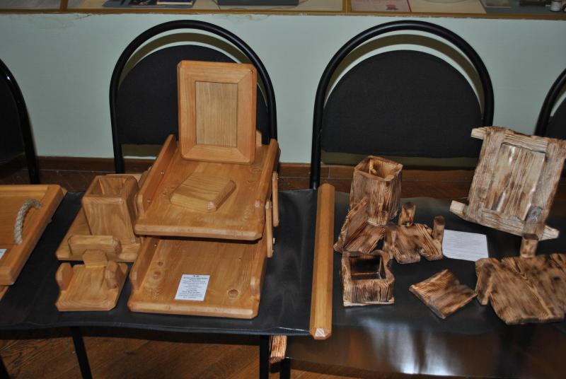 В региональном УМВД открылась выставка творческих работ сотрудников полиции