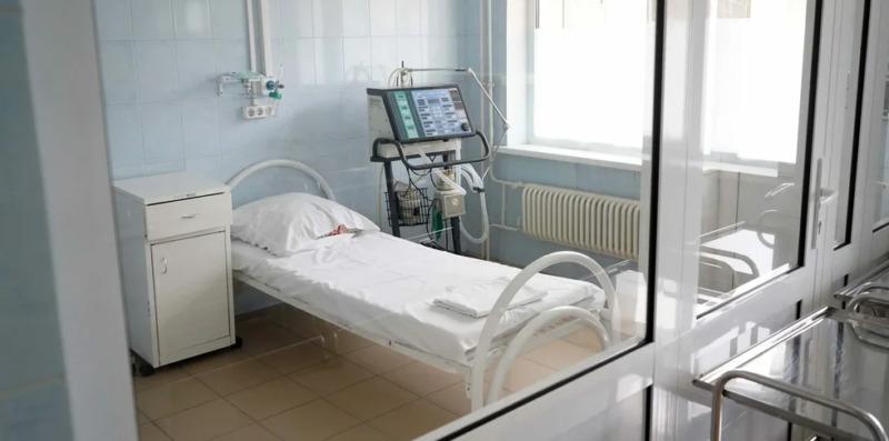 В регионе снова разворачивают дополнительные койки для больных коронавирусом