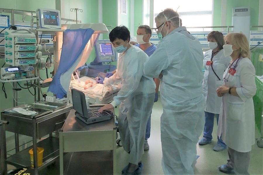В Тамбове дети с пороками сердца получили помощь специалистов из Пензы