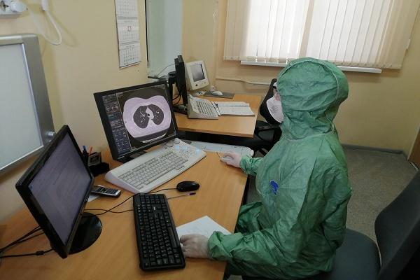 В Тамбове КТ-диагностику больным с коронавирусом теперь проводят в четырех лечебных учреждениях