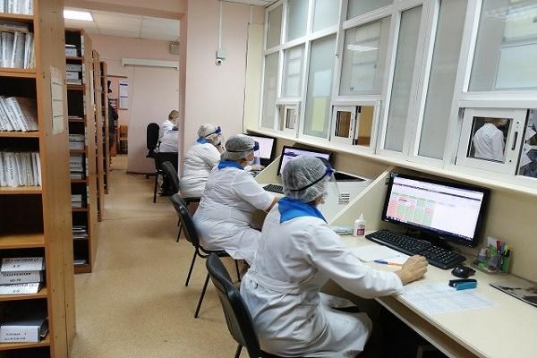 В Тамбове медики разъяснили порядок направления больных с респираторными инфекциями на тестирование на коронавирус