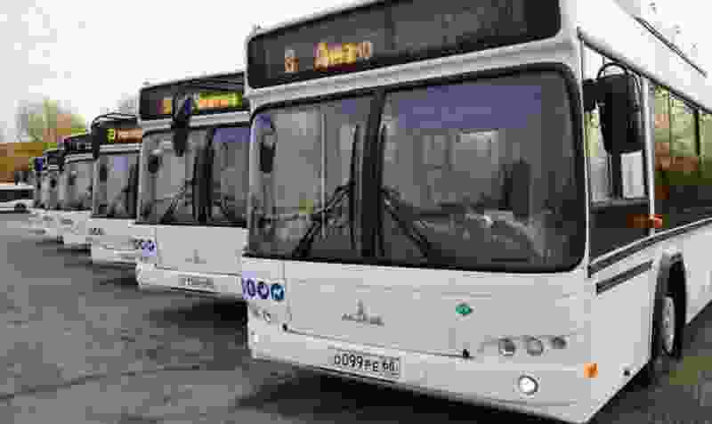 """В Тамбове на самые """"загруженные"""" маршруты вышло 6 новых автобусов"""