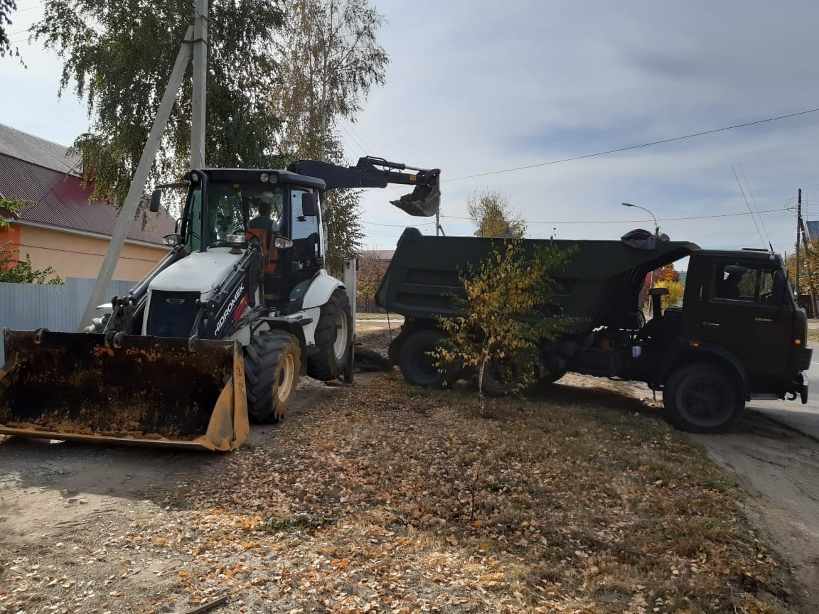 В Тамбове на Воронежской отремонтируют дорогу и тротуары