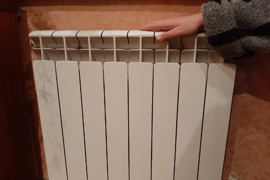 В Тамбове начинают подачу тепла в жилые дома