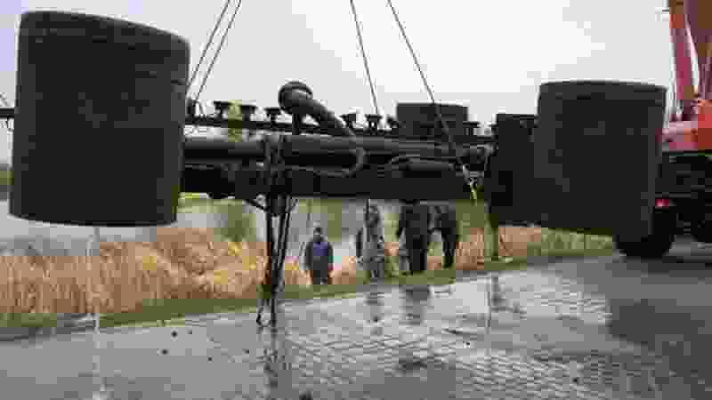 В Тамбове наконец-то приступили к консервации фонтанов