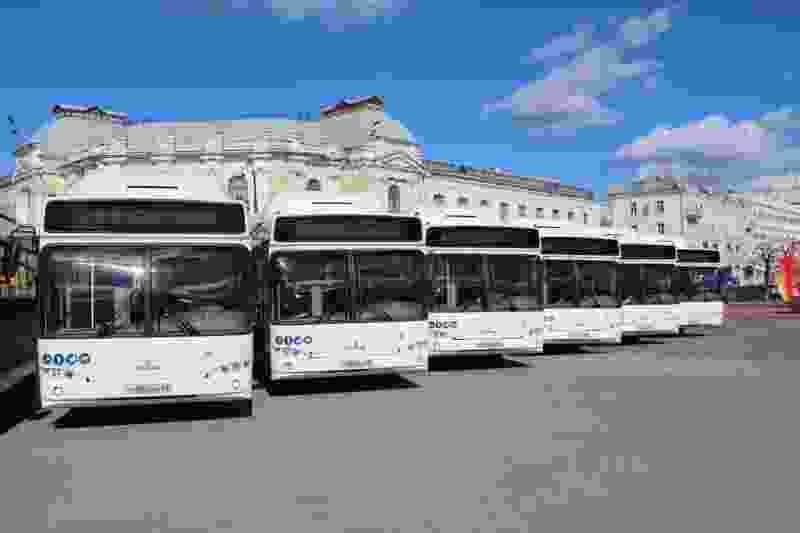 В Тамбове появятся новые автобусы и новые маршруты