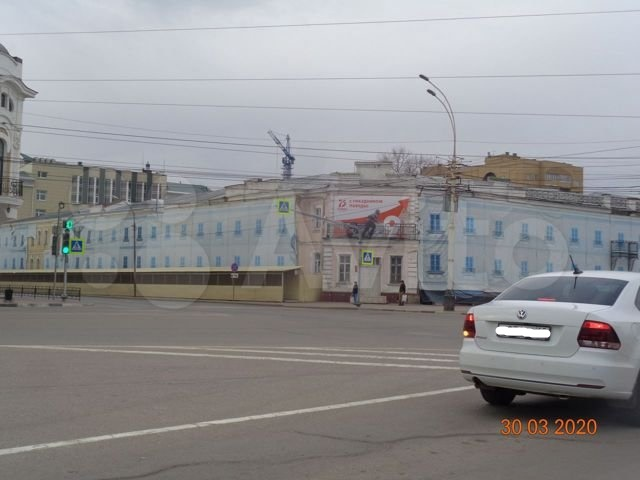В Тамбове продаётся здание бывшего военкомата на Интернациональной, 24