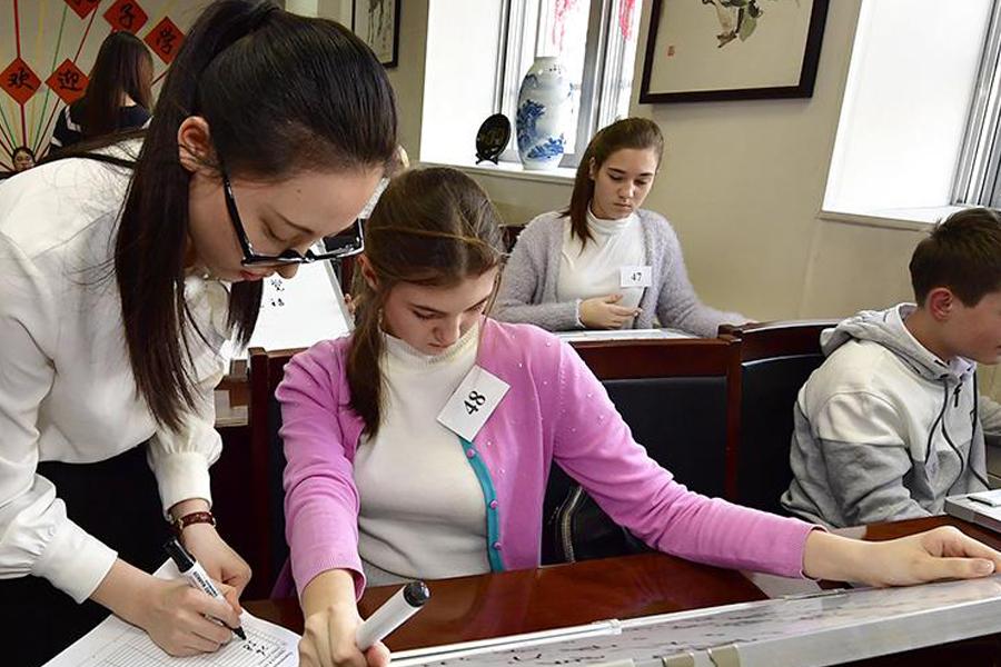 В Тамбове проходит всероссийская олимпиада школьников