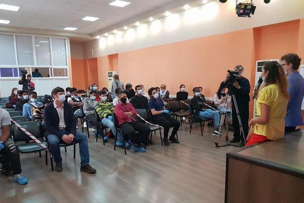 ВТамбове прошла презентация нового Центра международного студенческого взаимодействия