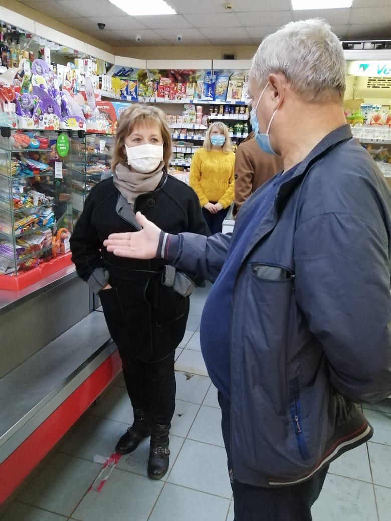 В Тамбове проверили, как в общественных местах соблюдают санитарные нормы