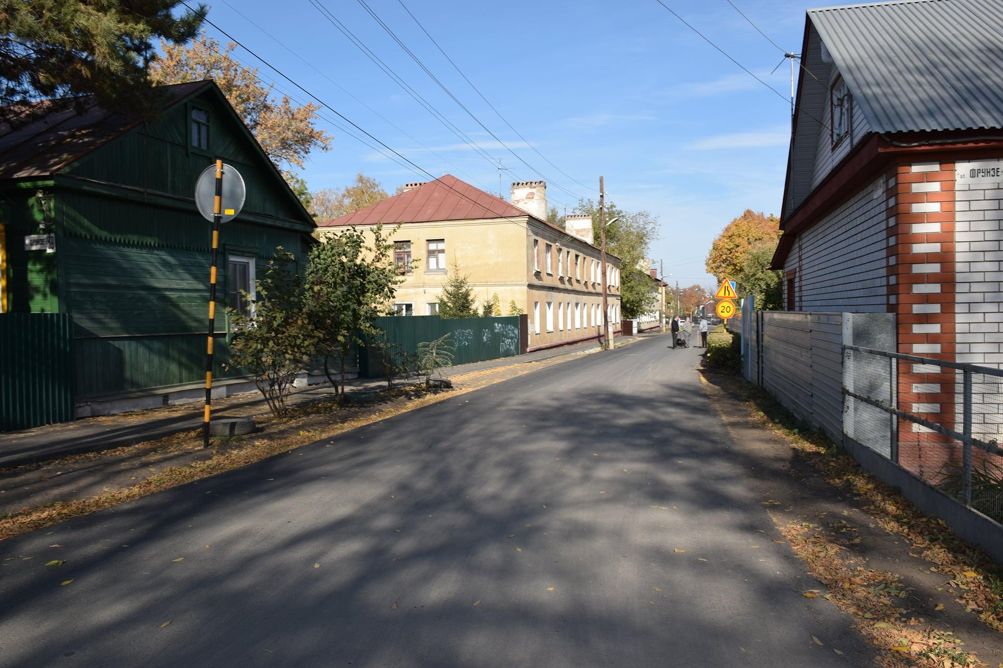 В Тамбове проверили ремонт на периферийных улицах города