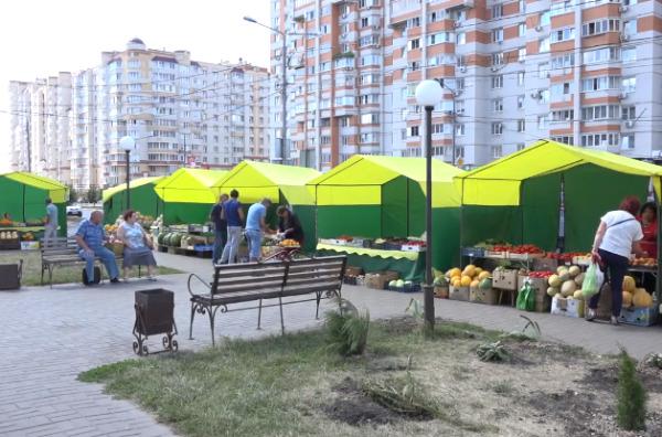 В Тамбове увеличат количество ярмарок и сократят число торговых павильонов