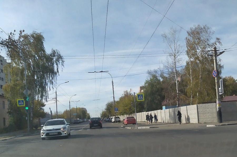 В Тамбове в этом году установят рекордное количество светофоров