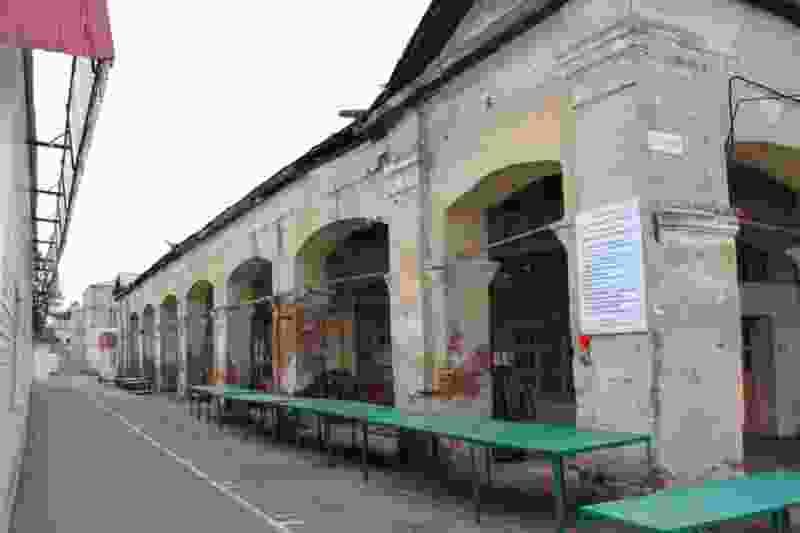 В Тамбове вновь пытаются продать «Торговые ряды» на центральном рынке