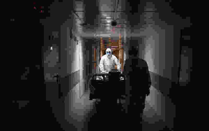 В Тамбове зарегистрирована 52-я смерть от коронавируса