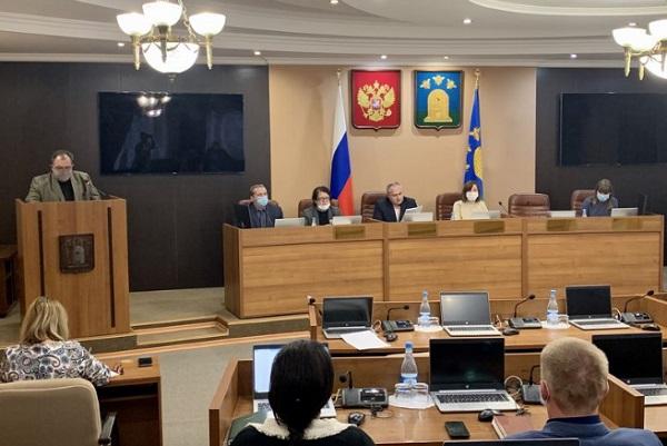 В Тамбовской гордуме обсудили реализацию инвестиционной программы по водоснабжению и водоотведению