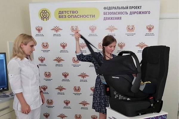"""В Тамбовской области более 200 молодых мам стали участниками проекта """"Детство без опасности"""""""