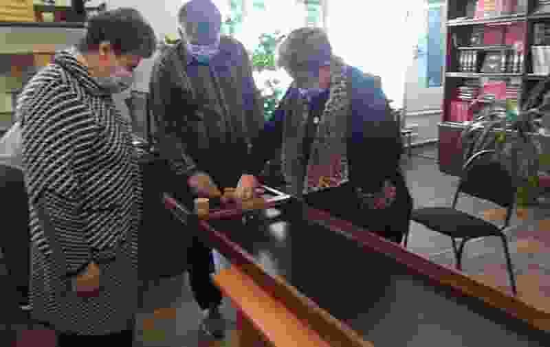 В Тамбовской области появились игровые площадки для инвалидов