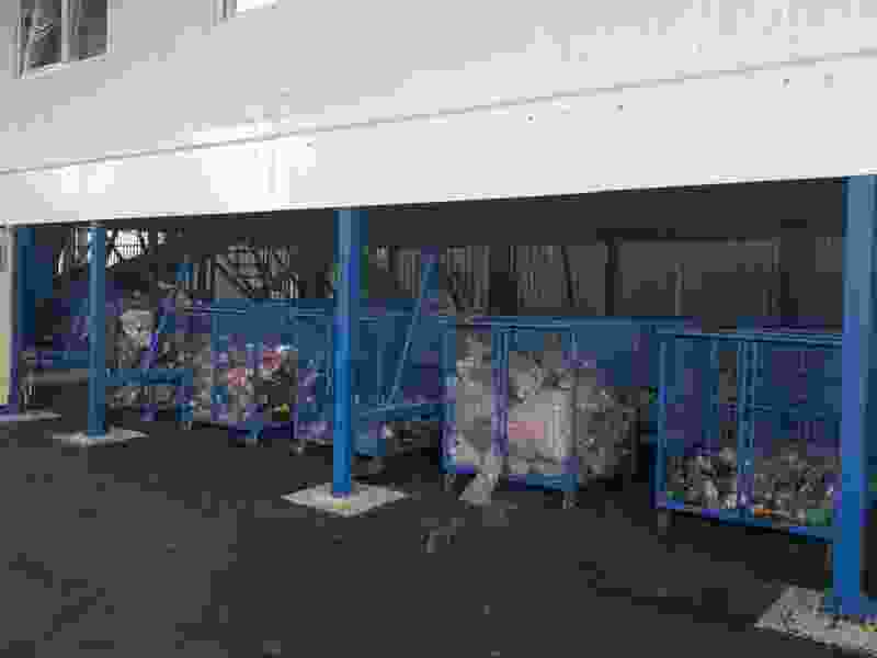 В Тамбовской области появился ещё один мусоросортировочный комплекс