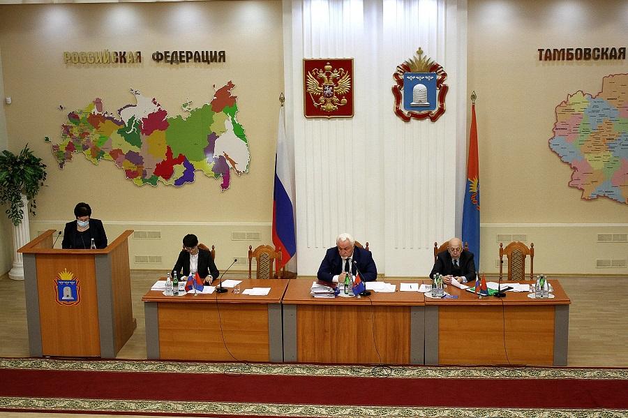 В Тамбовской области приняли закон о трёхдневном голосовании
