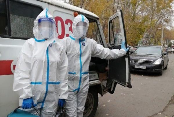 В Тамбовской области продолжается мобилизация врачей в связи с коронавирусом
