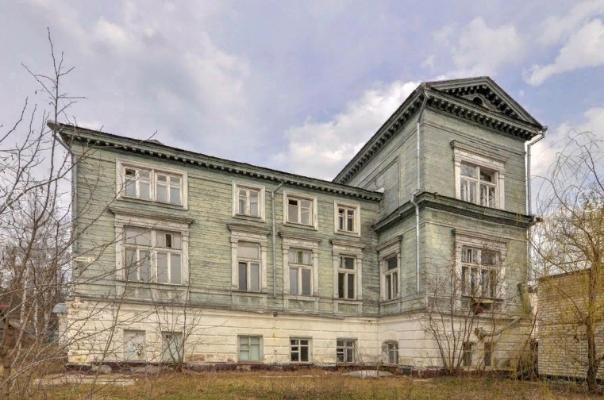 В Тамбовской области выставили на продажу усадьбу Тулинова