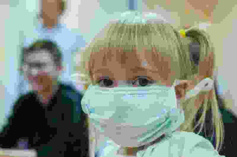 В Тамбовской области за сутки коронавирус выявлен у 12 детей