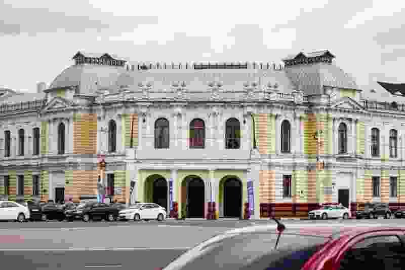 В Тамбовском драмтеатре появятся новые занавес и поворотный круг за 2 млн рублей