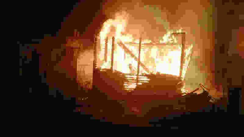 За неделю 4 тамбовчанина погибли из-за пожаров