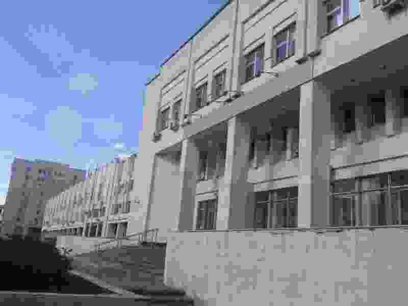 Здание банка в центре Тамбова выставлено на продажу