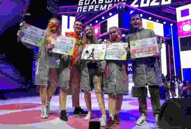 5 тамбовских школьников одержали победу на Всероссийском конкурсе талантов