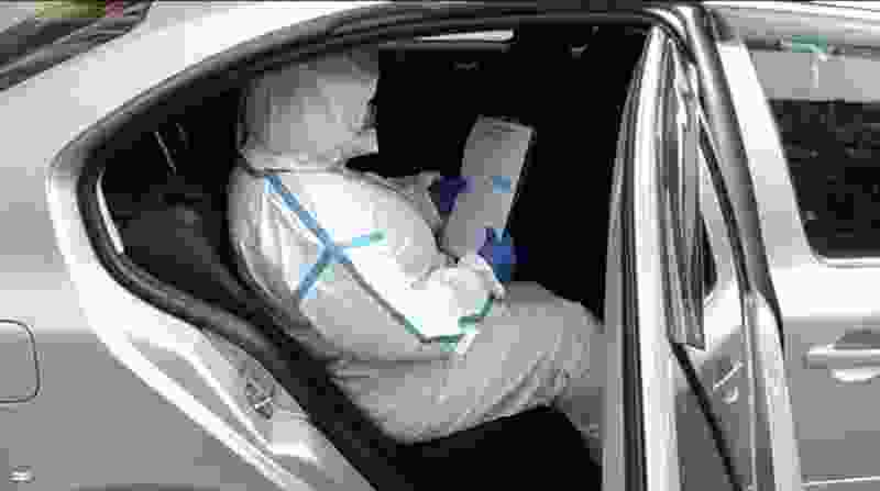 Администрация Мичуринска передала свои служебные автомобили медикам