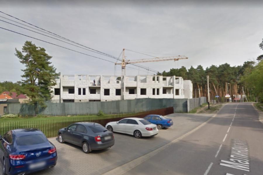 Администрация Тамбова пытается оспорить строительство многоэтажки в Пригородном лесу