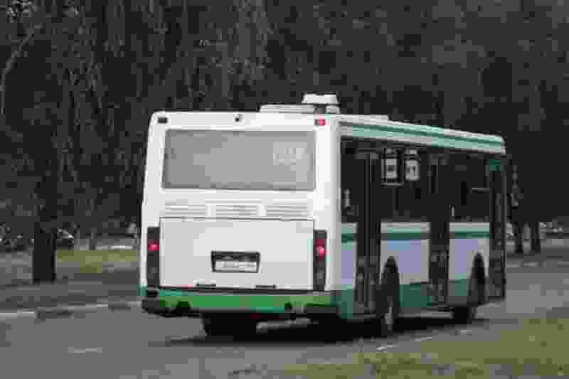 Беременная тамбовчанка чуть не выпала на ходу из автобуса