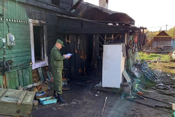 Депутаты Котовского горсовета решили помочь с жильем пострадавшей от пожара семье