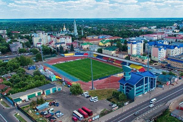 """Генеральный директор ФК """"Тамбов"""": """"Этот стадион здесь особо никому не нужен"""""""