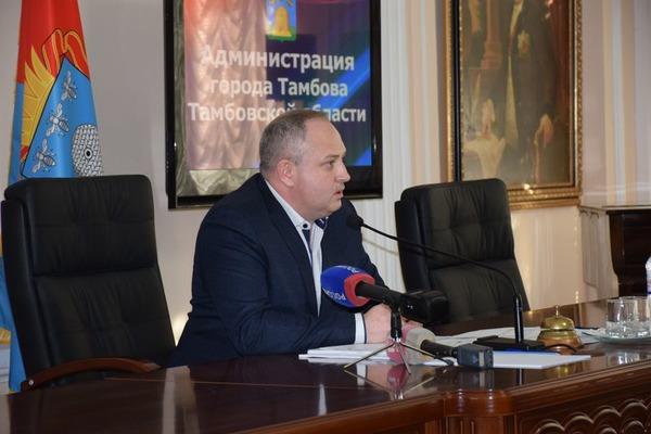 Максим Косенков поручил модернизировать работу управляющих компаний Тамбова