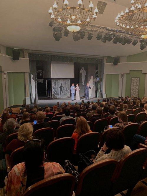 """Максим Косенков посетил фестиваль """"Виват, Театр!"""""""