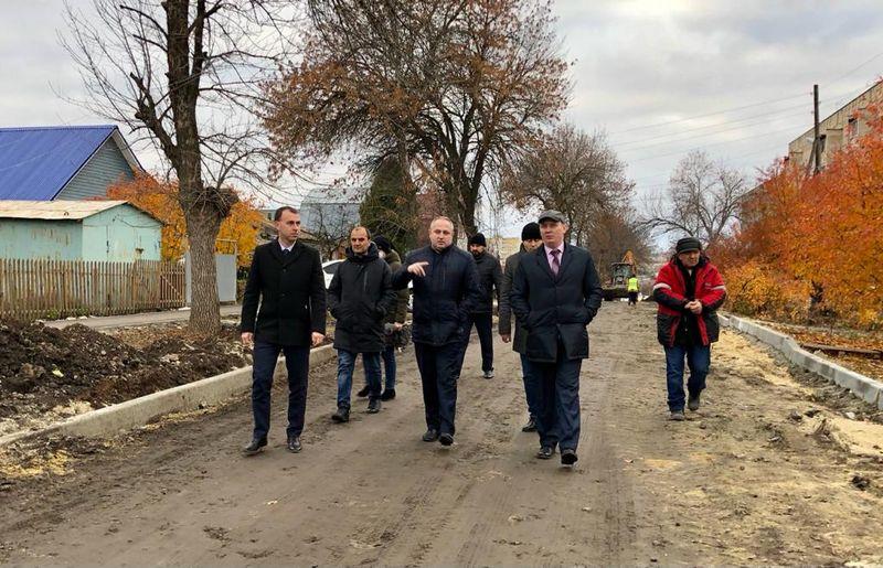 Максим Косенков проинспектировал ремонт дорог в Тамбове