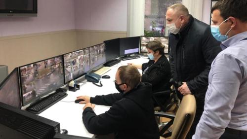 Максим Косенков проверил работу городских служб