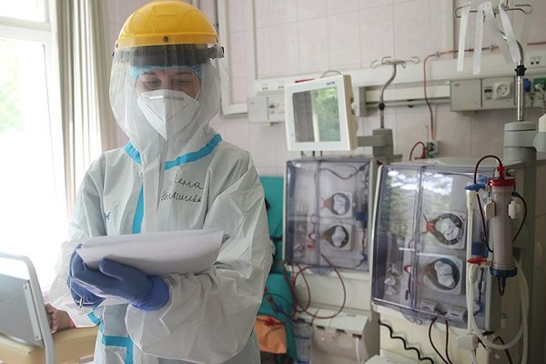 Минздрав признал большое число ошибок в тестах на коронавирус