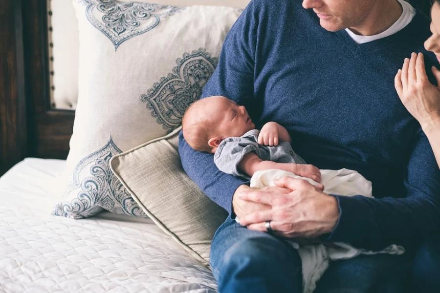Многодетным отцам предлагают снизить пенсионный возраст
